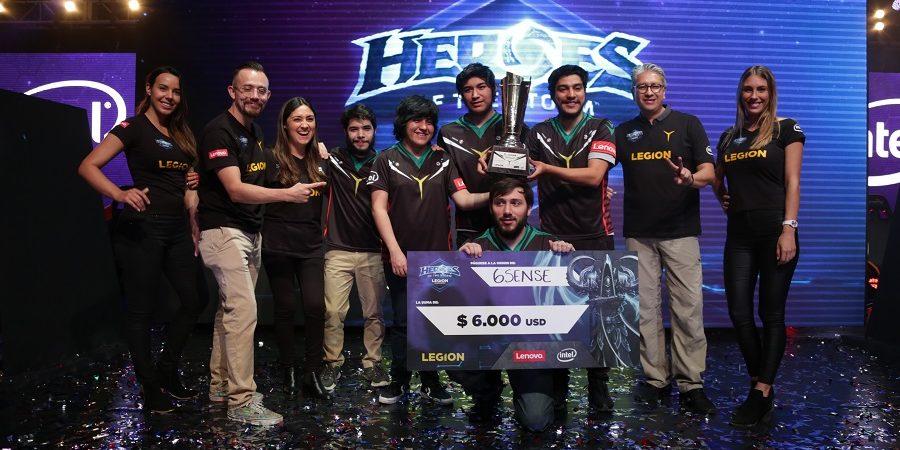 ¡Así se vivió la gran final del Heroes of the Storm Legion Championship en México!