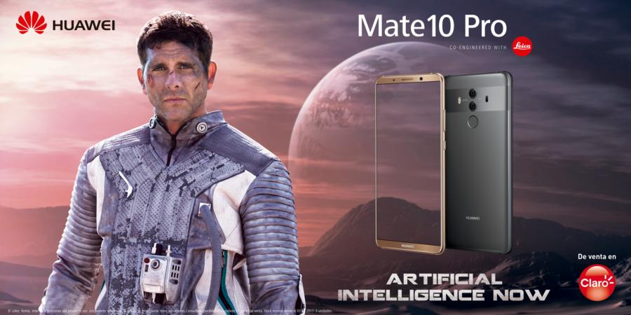 Este sábado 2 de diciembre inicia la venta oficial en el Perú del Huawei Mate 10 Pro