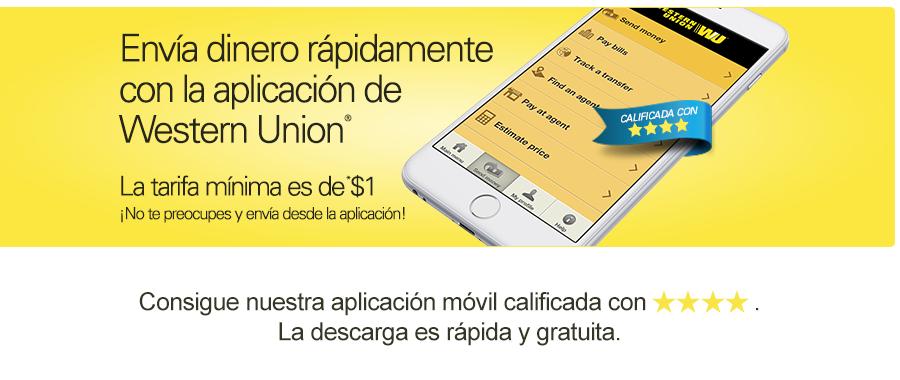 Western Union agrega característica de pago en efectivo a su aplicación móvil en Perú