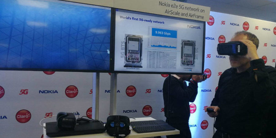Colombia… uno de los primeros países en Latinoamerica en saborear el 5G