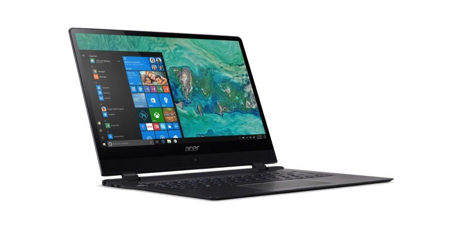 Acer presenta el nuevo Swift 7, redefiniendo la laptop portátil más delgada del mundo