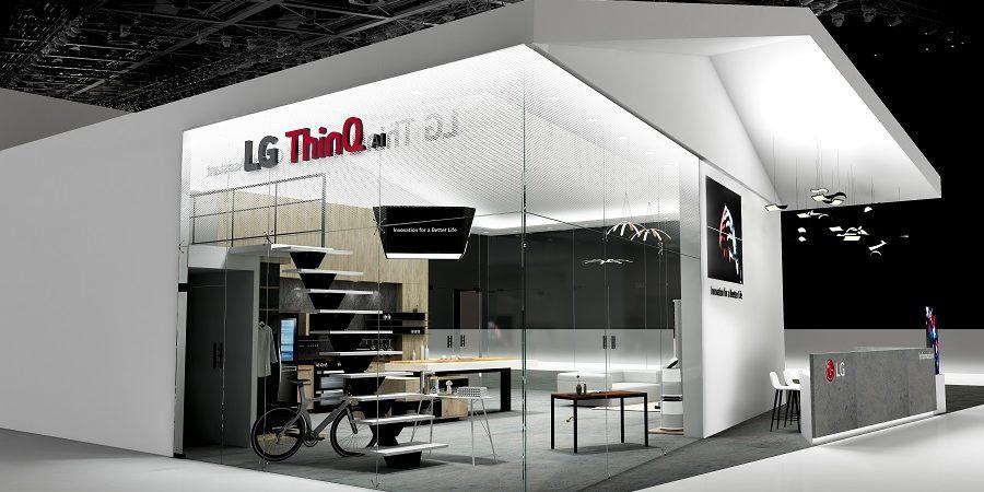 LG introduce plataforma DeepThinQ en productos y servicios con inteligencia artificial