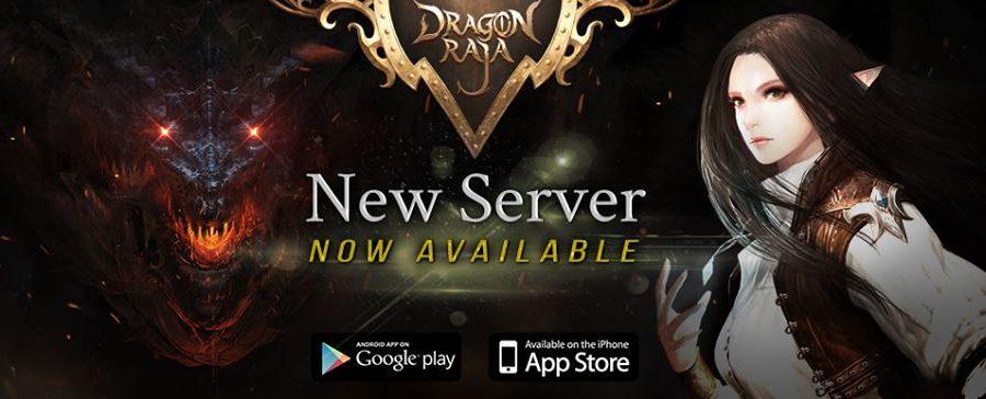 Dragon Raja celebra servidor mundial con eventos exclusivos