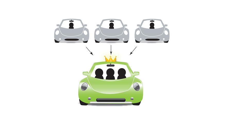Carpooling: Cómo ir al trabajo y ser responsables con el planeta