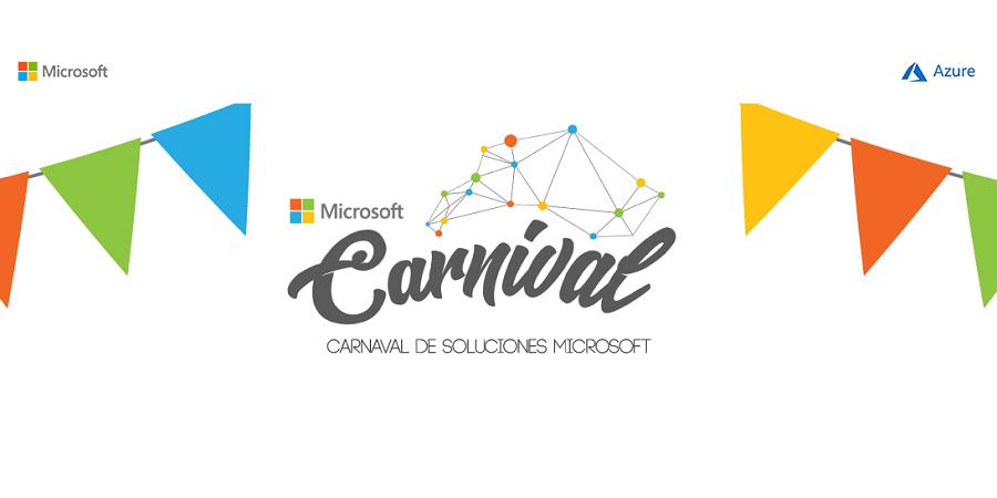 Microsoft Carnival: lo último en  soluciones empresariales