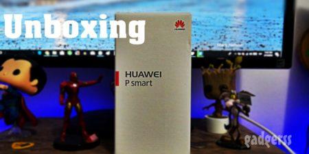 Unboxing en español del Huawei P Smart