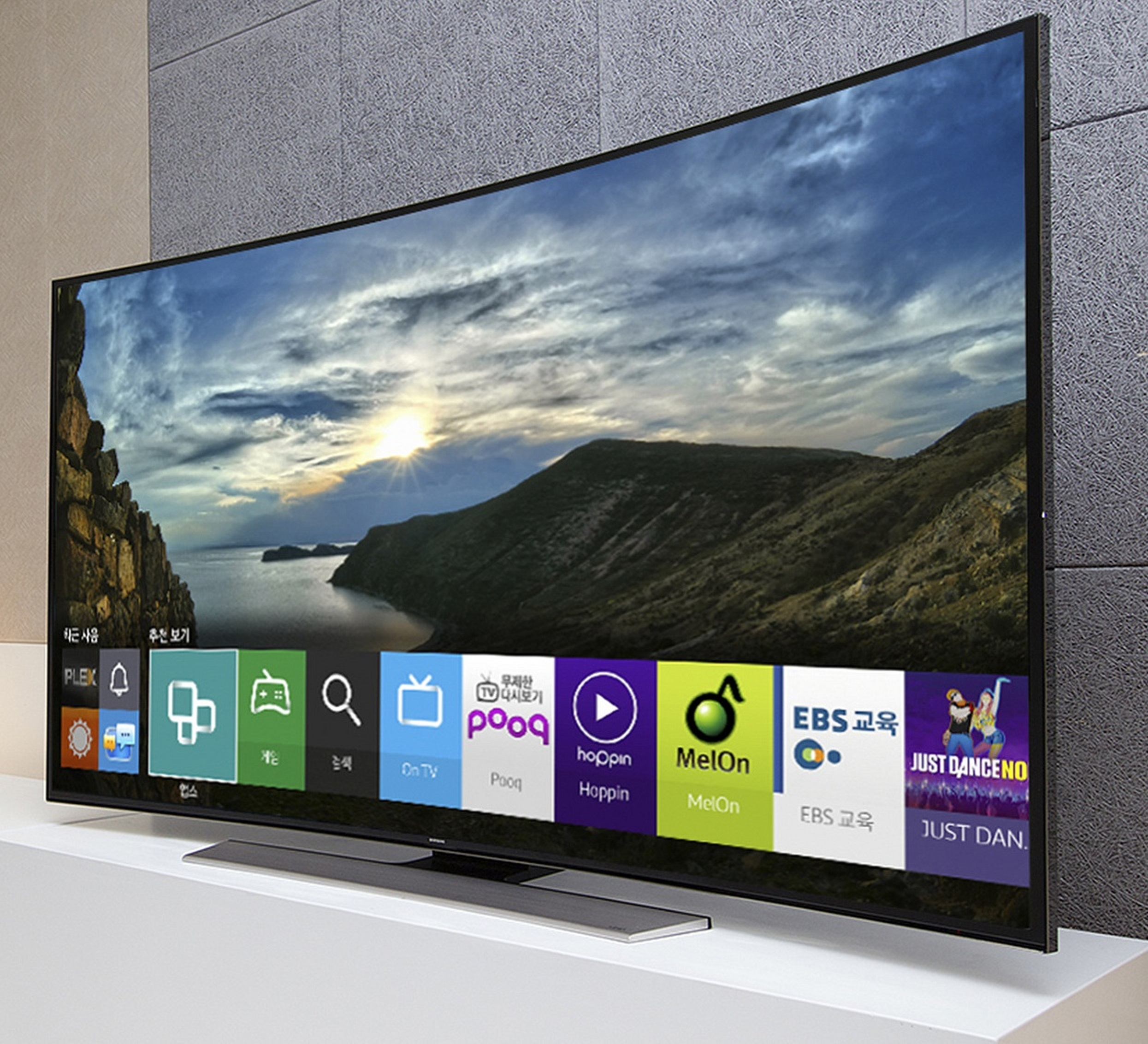 223119df4a7e5 Samsung redefine la experiencia de ver televisión con su nuevo Smart TV con  Tizen