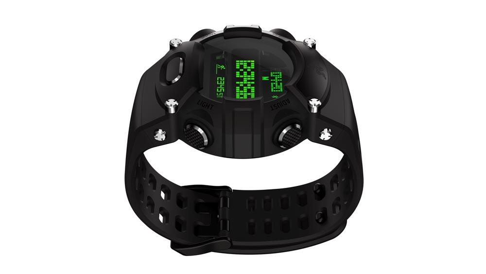 e231d3df2478 No es un teléfono inteligente sino un reloj que es inteligente  Razer  anuncia un reloj