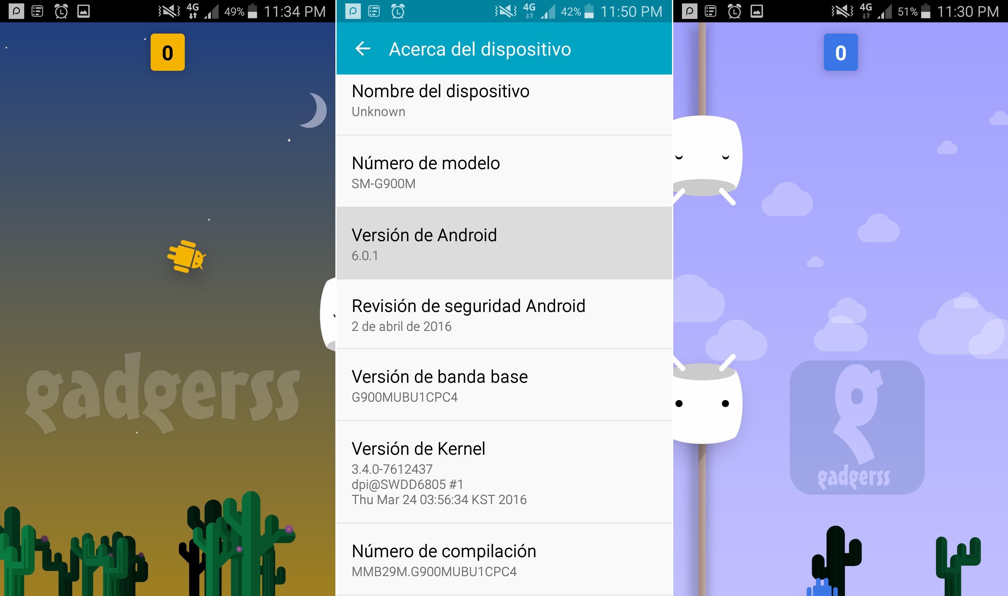 descargar android 6.0 para samsung s5 g900m