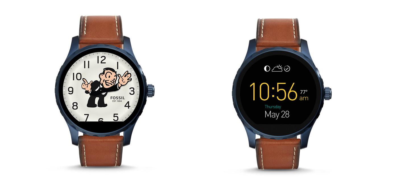 de430c1d7f43 Los relojes Fossil con Android Wear se pueden comprar en Falabella Perú -  Gadgerss